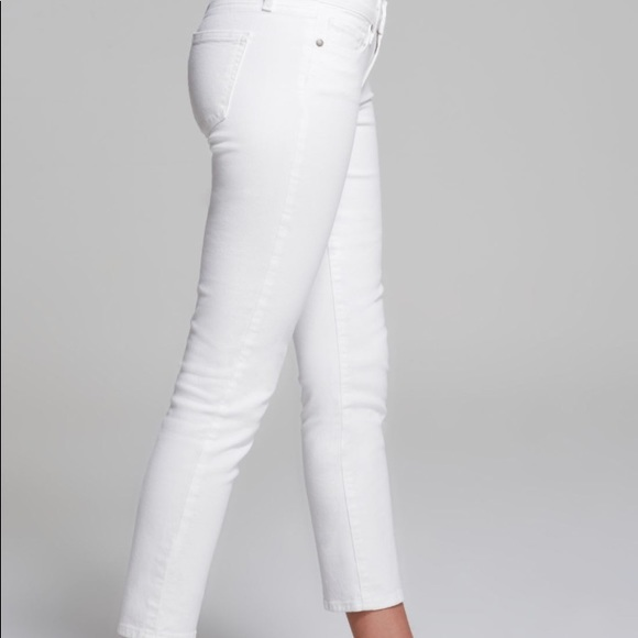 b0f67bafdd7 PAIGE Jeans | Nwt Kylie Crop With Roll Up Optic White | Poshmark